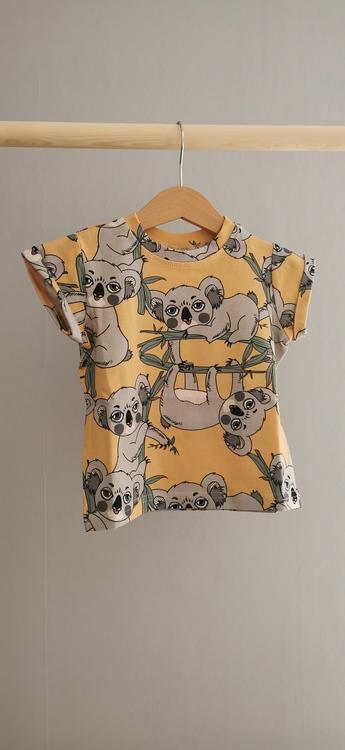 Dear Sophie t-shirt Gul/Koala