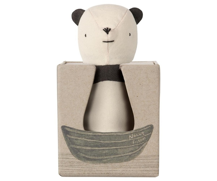 Babyskallra panda