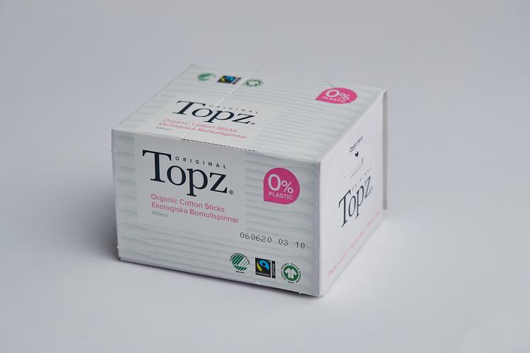 Bomullspinnar Topz