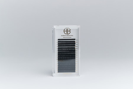 Singel, D-böj, 0,10 mm, MIX 7-15 mm