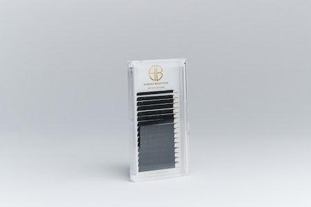 Singel, D-böj, 0,12 mm, 6 mm