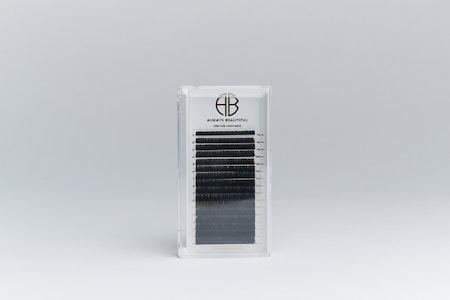 FLAT, C-böj, 0,10 mm, MIX 7-15 mm