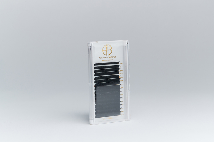 FLAT, D-böj, 0,10 mm, 7 mm