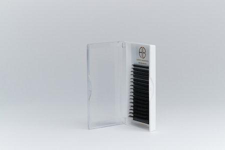 FLAT, D-böj, 0,10 mm, 12 mm