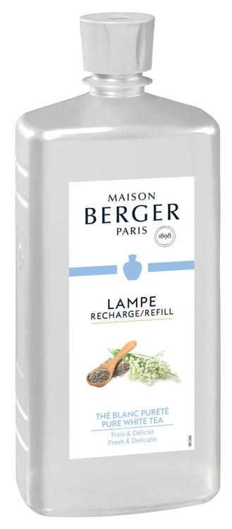 DOFT - MAISON BERGER PARIS - PURE WHITE TEA