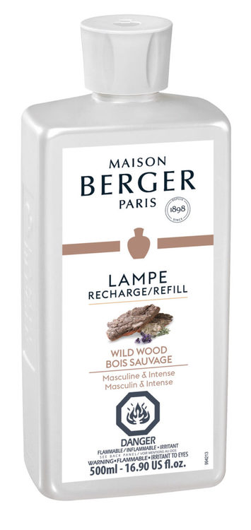 DOFT - MAISON BERGER PARIS - WILD WOOD