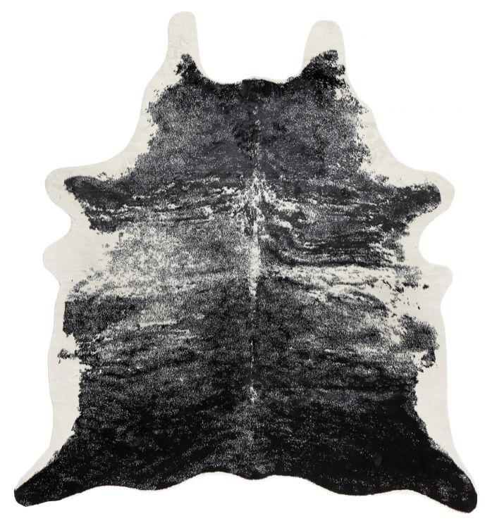 Kohud i konstmaterial - Vilgot - Exotic black/offwhite