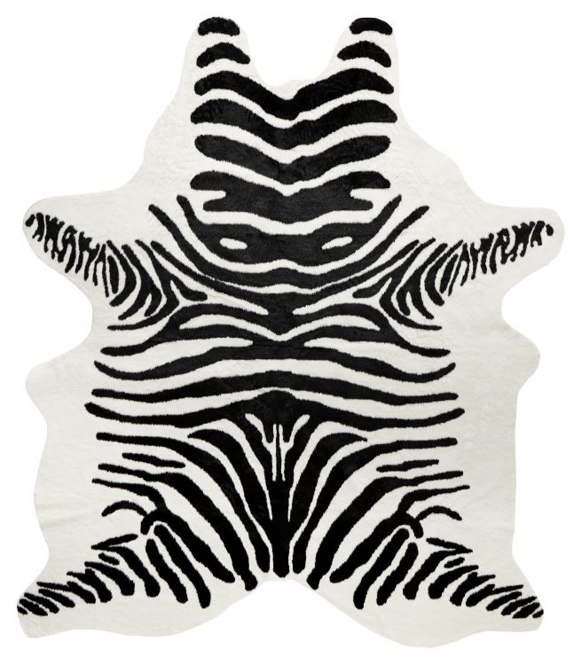 Kohud i konstmaterial - Victor - Zebra