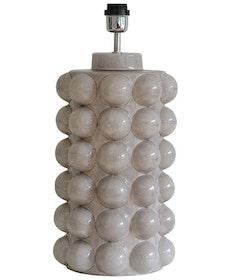 BUBBELS LAMPFOT - GREY - 49 CM