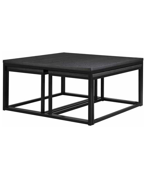 Satsbord - ACERO - 100x100 cm