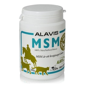 MSM Alavis 200 g