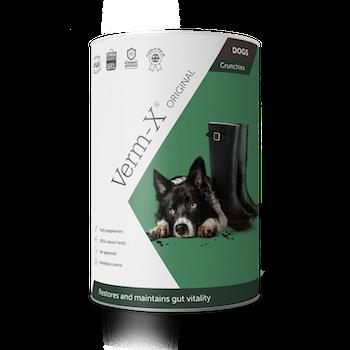 Verm-X crunchies hund 325 g