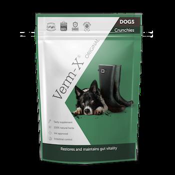 Verm-X crunches hund 100 g