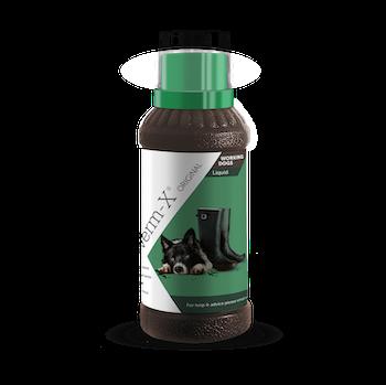 Verm-x hund flytande 500 ml