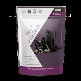 Itch-Eeze för hund 50 g kapslar