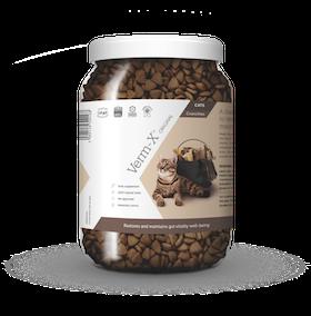 Verm-X crunchies katt 1 kg