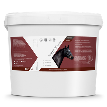Verm-X pellets 4 kg (16 hästar)