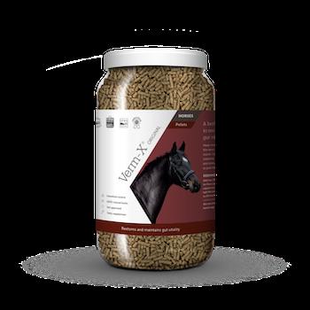 Verm-X pellets 750 g (3 hästar)