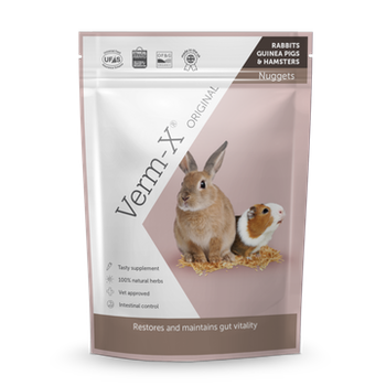 Verm-x kanin (smådjur) nuggets 180 g