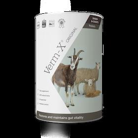 Verm-x Får get pellets 750 g
