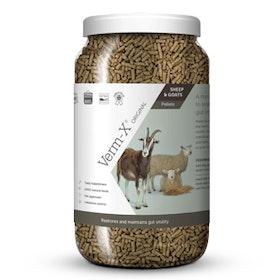 Verm-x får get pellets 1,5 kg