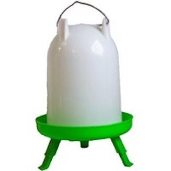 Vattenautomat kombo med stödben 4 liter