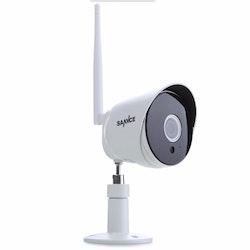 SANNCE 1080p HD Övervakningskamera trådlös IP-kamera, IP66
