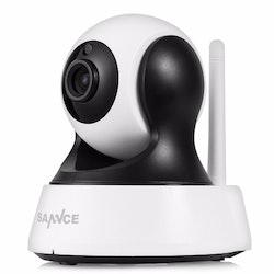 SANNCE Trådlös Övervakningskamera 1080P svart