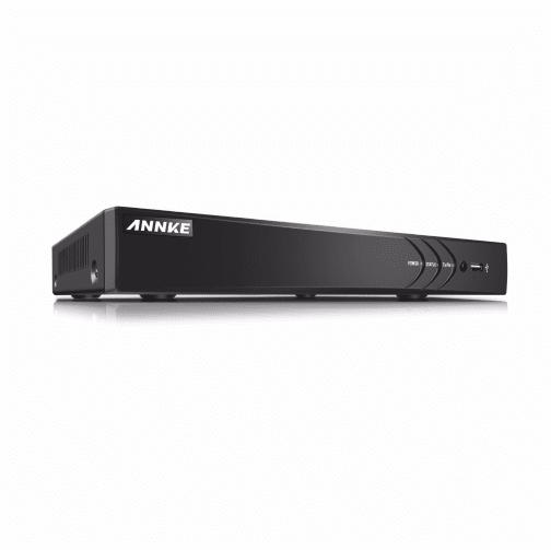 ANNKE Övervakningssystem 4st kameror 3MP IP66