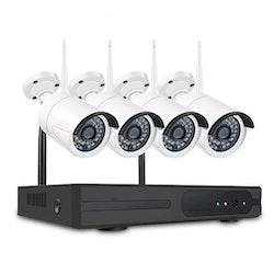 SUMOGUARD Övervakningssystem trådlöst Wi-fi 720P HD