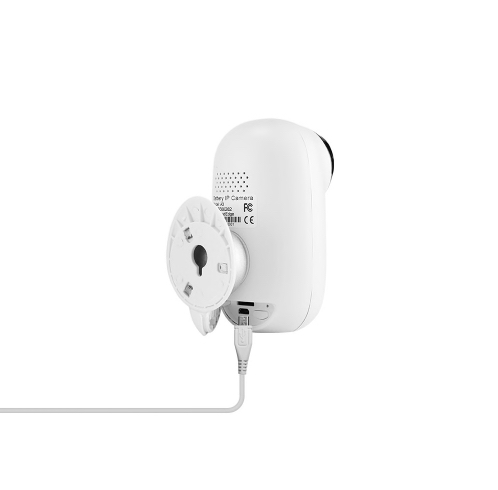 ZOSI IP-kamera Övervakningskamera 720P Extrem Batteritid