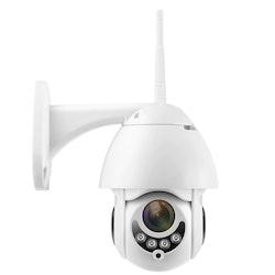 2MP PT IP-kamera 1080P Ljudupptagning