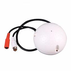 BOAVISION 100 m2 CCTV Övervakningsmikrofon Ljudupptagning