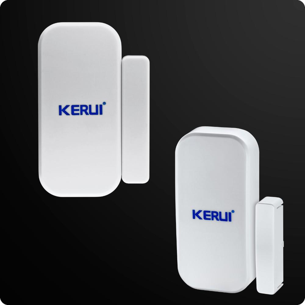 KERUI Komplett Wi-Fi GSM Trådlöst Hemlarm RFID