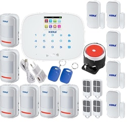 KERUI GSM RFID Trådlöst larmsystem