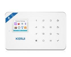 KERUI Wi-Fi GSM Trådlös Larmpanel