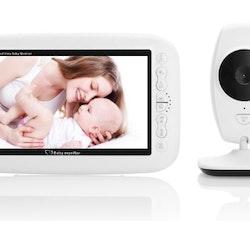 "Babyvakt LCD HD kamera 7"""