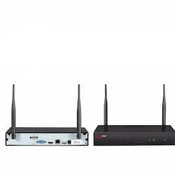ANRAN Övervakningssystem 1080P LCD Ljudupptagning
