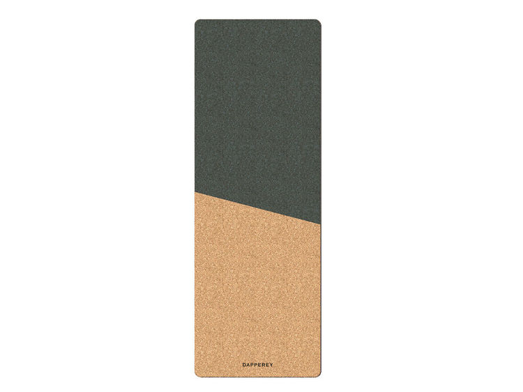 "100% eco Cork yoga mat ""TILT"""