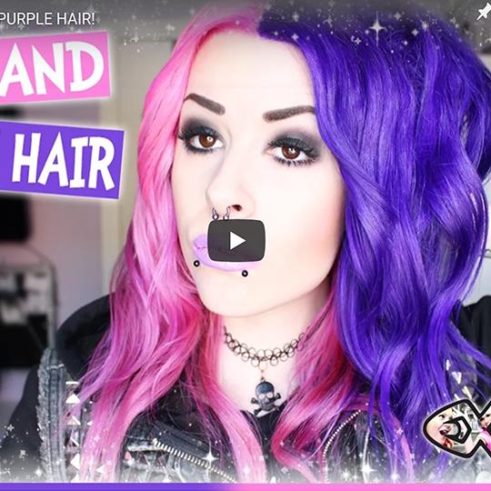 Moamurderess färgar håret 2016
