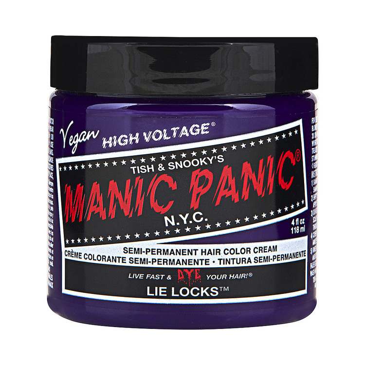 Manic Panic Classic, Lie Locks