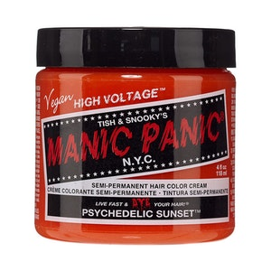 Manic Panic Classic, Psychedelic Sunset