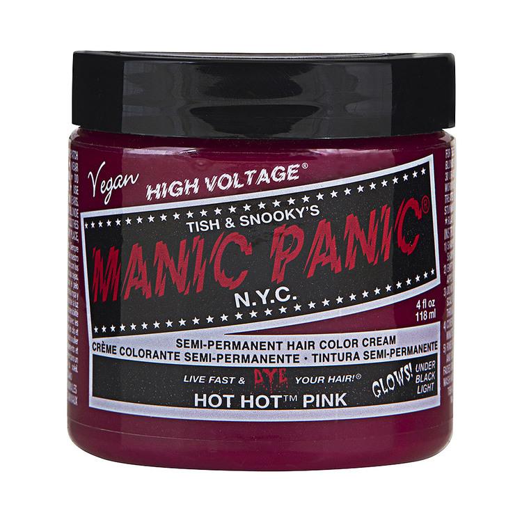 Manic Panic Classic, Hot Hot Pink