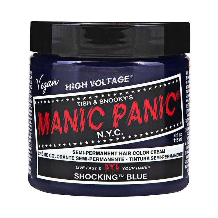 Manic Panic Classic, Shocking Blue