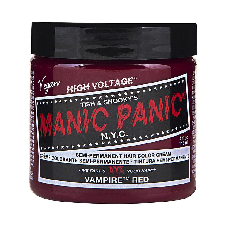 Manic Panic Classic, Vampire Red