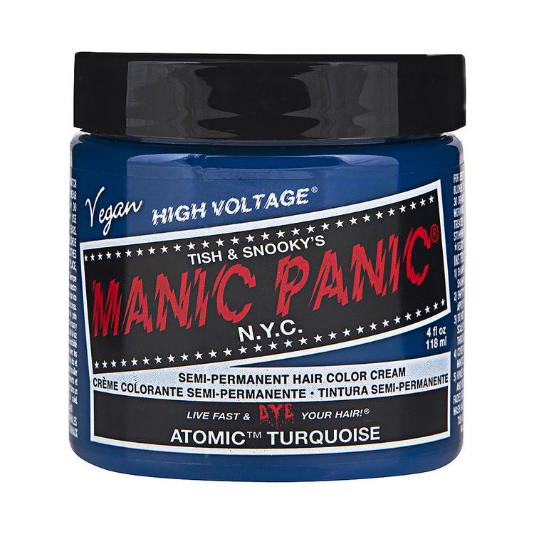 Manic Panic Classic, Atomic Turqouise