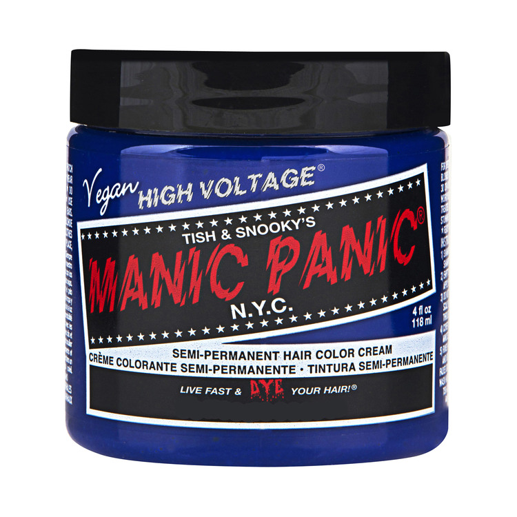 Manic Panic Classic, After Midnight Blue