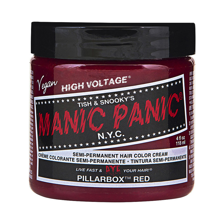 Manic Panic Classic, Pillarbox Red