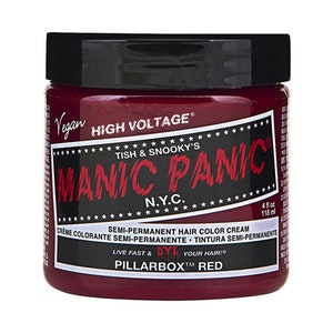 Manic Panic Classic, Pillarbox Red