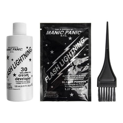 Manic Panic Flash Lightning, Blekning 30 VOL (9%)
